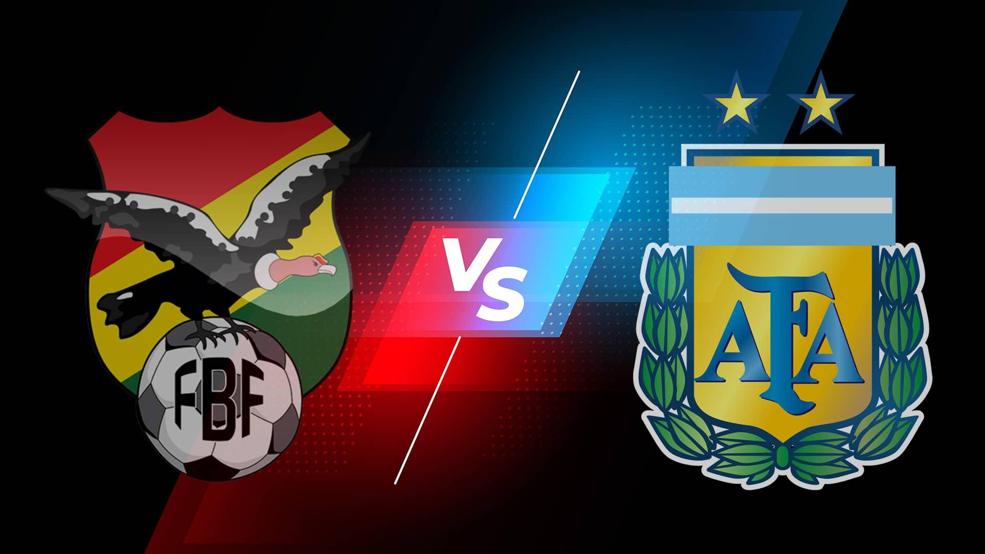 วิเคราะห์บอล ฟุตบอลโลกรอบคัดเลือก อเมริกาใต้ โบลิเวีย พบ อาร์เจนติน่า