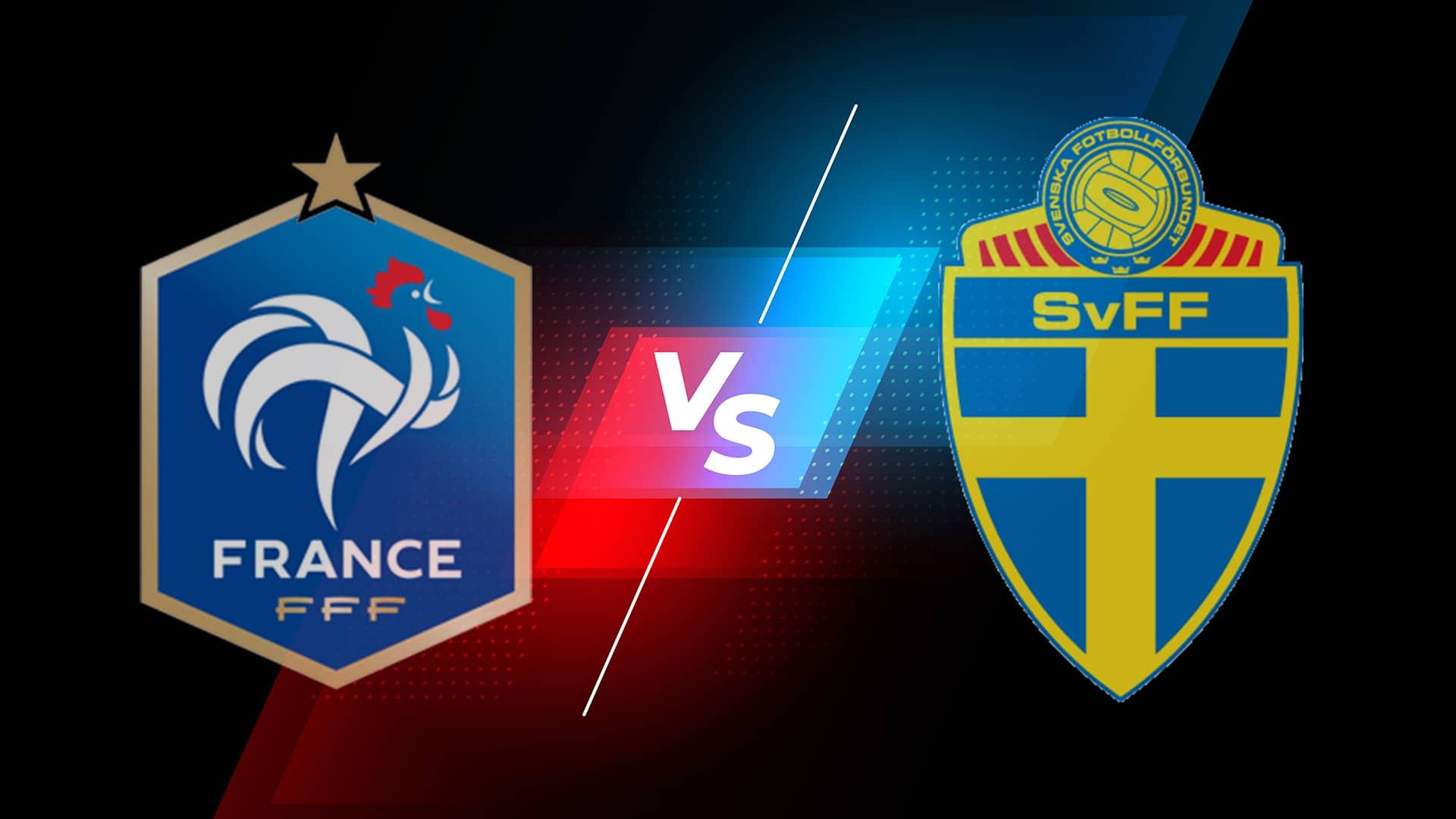 วิเคราะห์บอล ฝรั่งเศส พบ สวีเดน